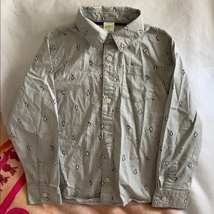 Button down long sleeve